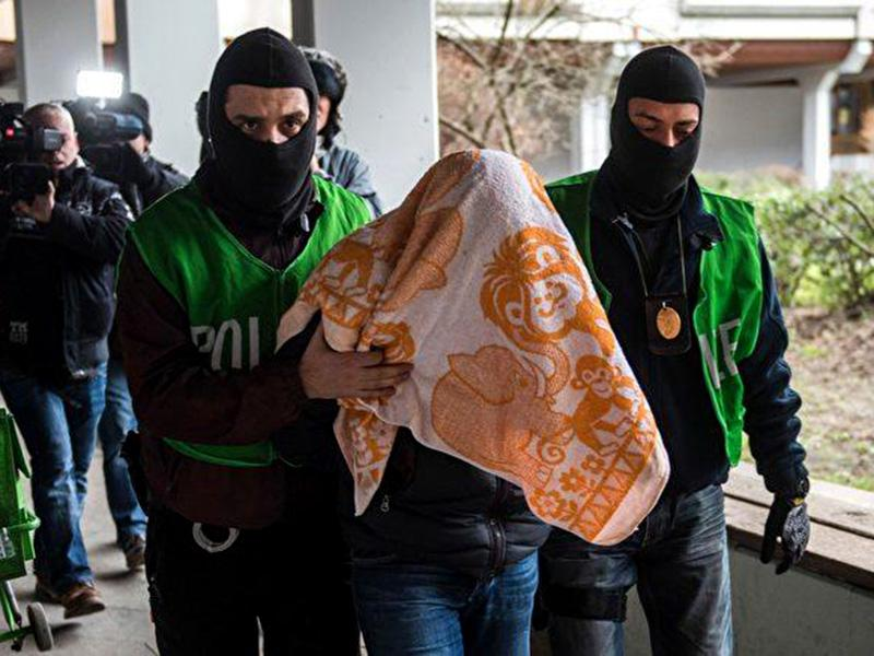Nemška policija po smrti 22-letnika aretirala dva Afganistanca