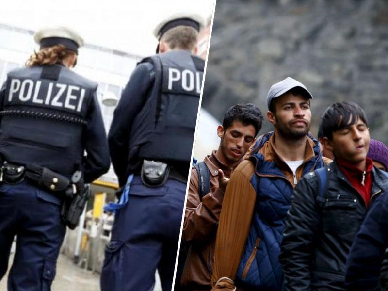 Spodnja Saška: Rast kriminala povezana s prihodom migrantov