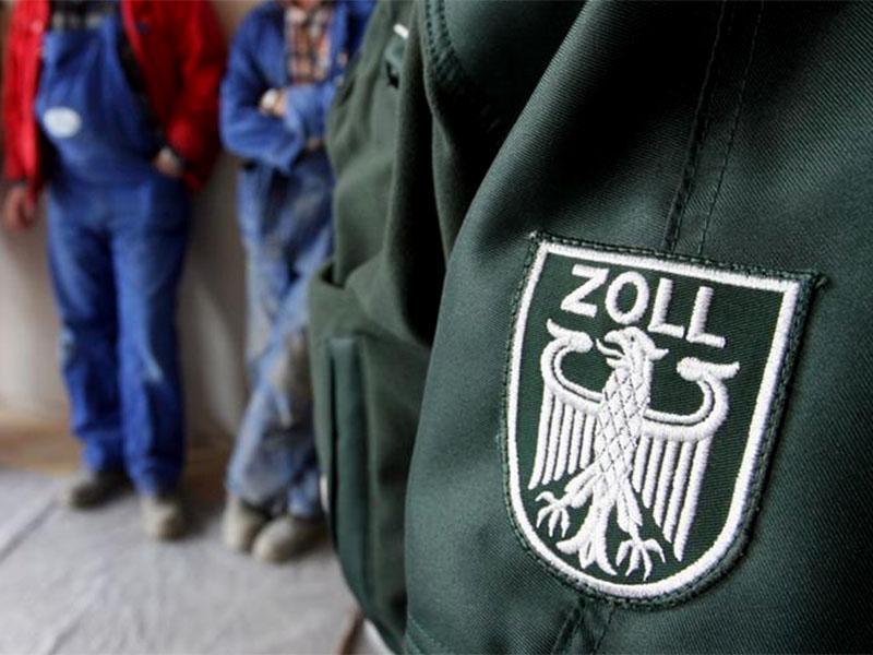 V Nemčiji državna akcija proti kršenju minimalne plače in nelegalnim zaposlitvam