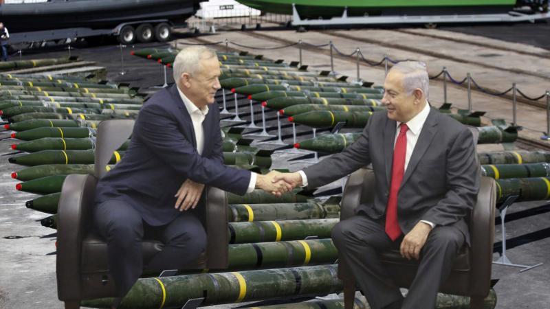 Premier zločinov: Izraelci protestirali proti Netanjahuju, priključitev okupiranih ozemelj bo napoved vojne