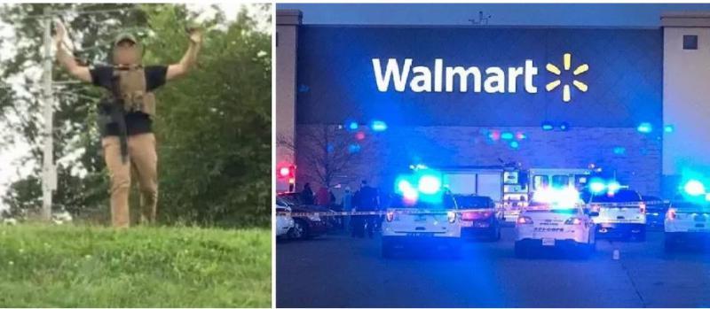 Še en socialni eksperiment: oboroženi mladenič v Walmartu »preizkusil« pravico do nošenja orožja