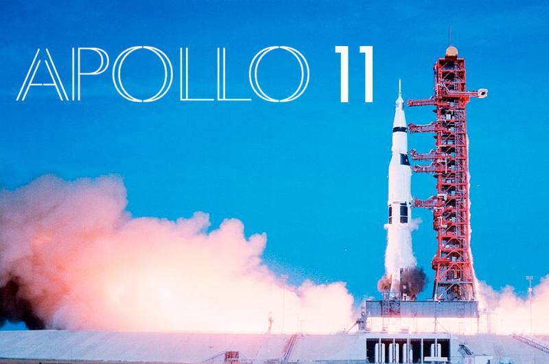 Pred pol stoletja se je začelo zgodovinsko potovanje Apolla 11 s prvimi ljudmi, namenjenimi na Luno
