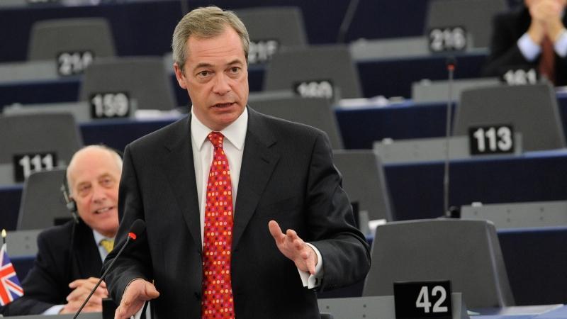 Urnebesno: Farage si želi zmago na evropskih volitvah, a ne zna registrirati niti domene lastne, nove stranke