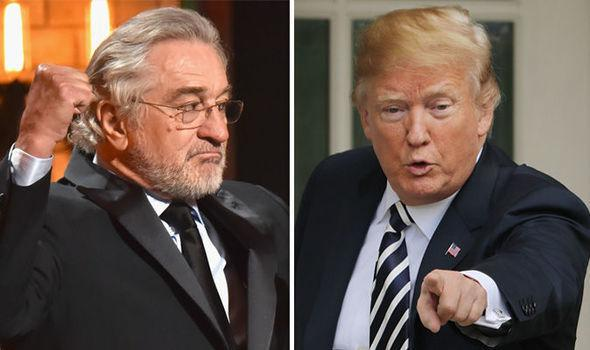 Robert De Niro: »Trump je gangster!«