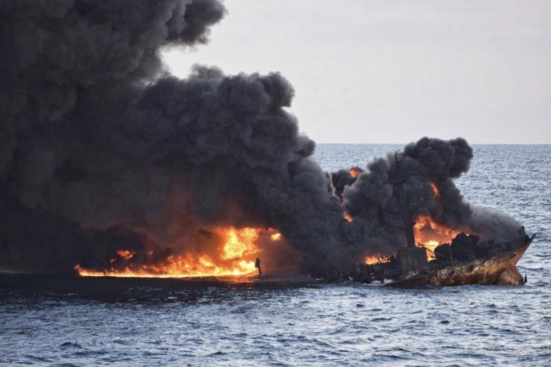 Predsednik Irana: ZDA ne morejo ustaviti izvoza iranske nafte, če bodo poskusile, bo Perzijski zaliv blokiran
