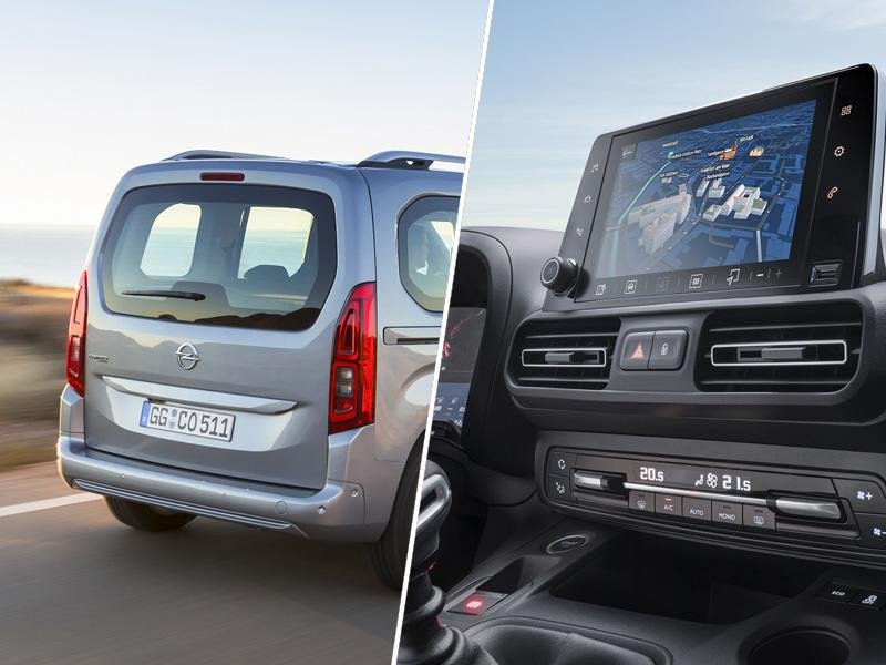 "Opel Combo Life je ""Best Buy Car of Europe 2019"""