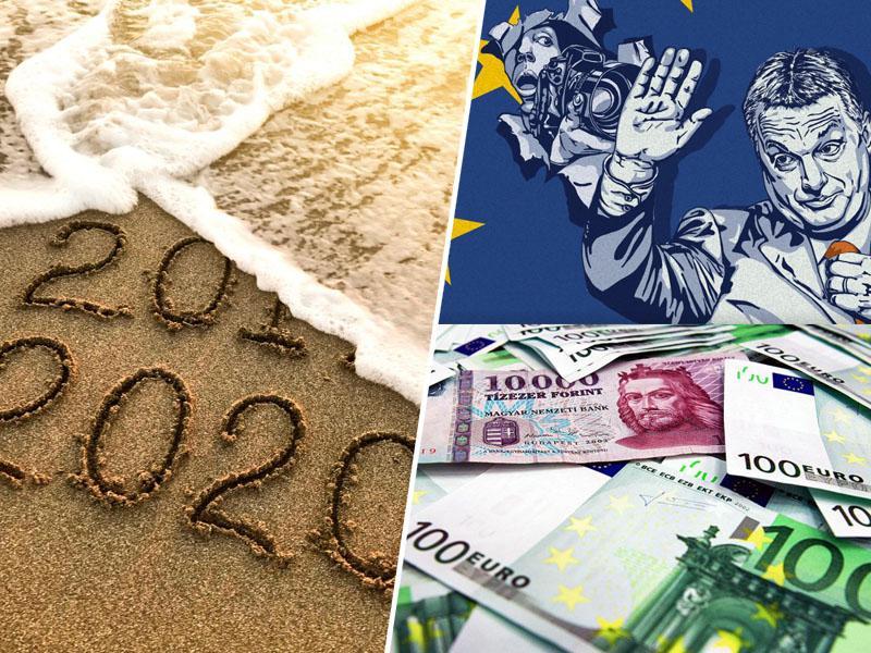 Evropski denar za avtokratske režime: Kako bo velik »uspeh« članic EU v Bruslju ogrozil temelje demokracije