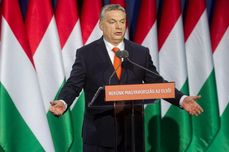 Slate: Vrzite Madžarsko iz EU in NATO!
