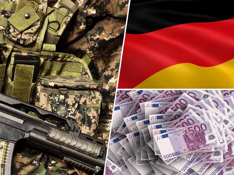 Lani Nemčija prodala rekordno število orožja Savdski Arabiji in Turčiji