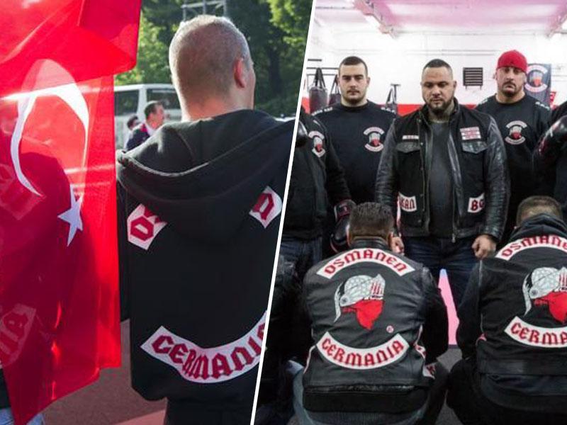Nemško notranje ministrstvo prepovedalo motoristični klub »Osmani Nemčije«