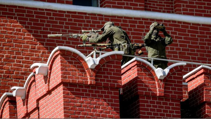 Licenca za ubijanje: Kako izgleda služba ruskega ostrostrelca?