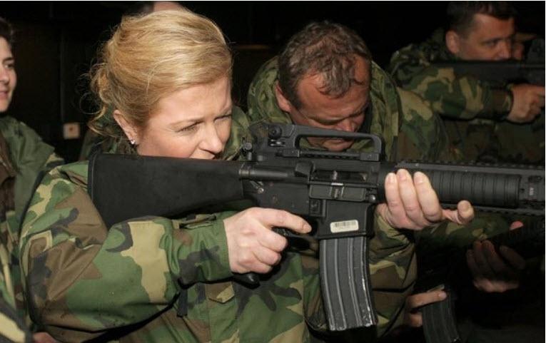 Kolindomanija: hrvaška predsednica na