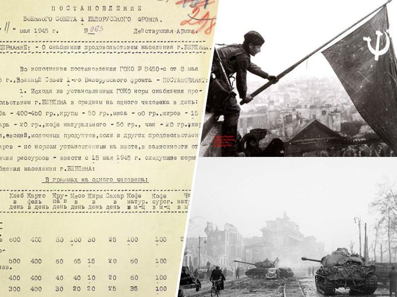 75 let od zmage nad nacizmom in fašizmom: Kako je Rdeča armada Berlinčane rešila pred lakoto