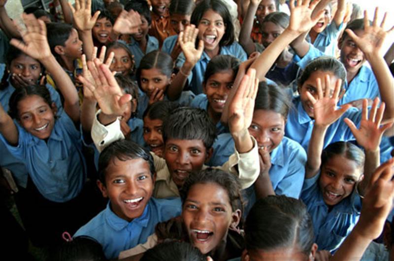 Unicef: 600 milijonov otrok na svetu v šoli brez pitne vode in stranišč