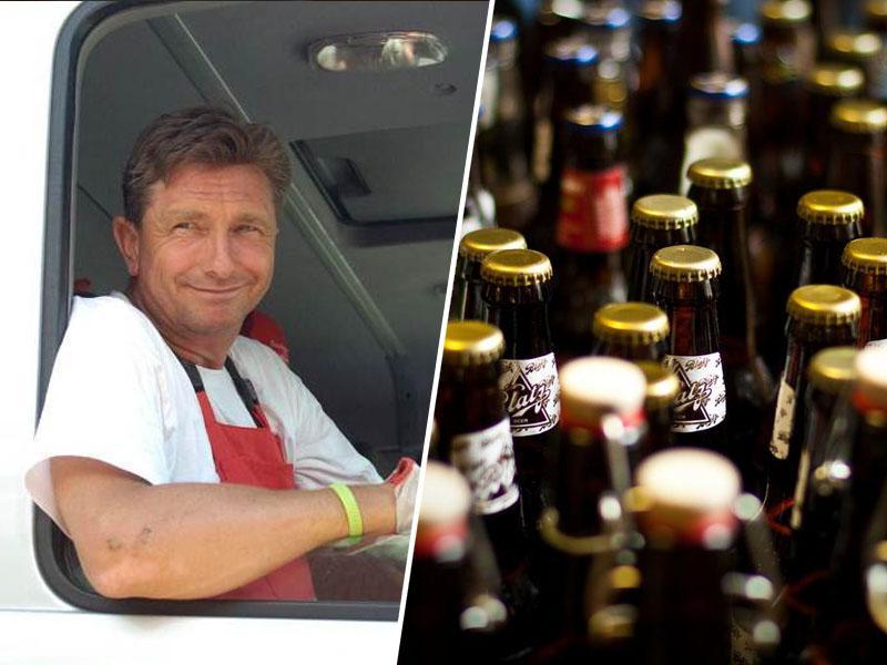 »O Pahorju nimam iluzij, a med sedanjim zaprtjem mi je žal edino tega, ker ni alkoholik«