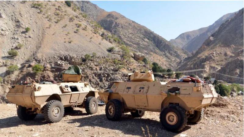 Talibani trdijo, da so zavzeli Panšir, uporniki pred tem »razstrelili planino« in jim prizadejali veliko žrtev