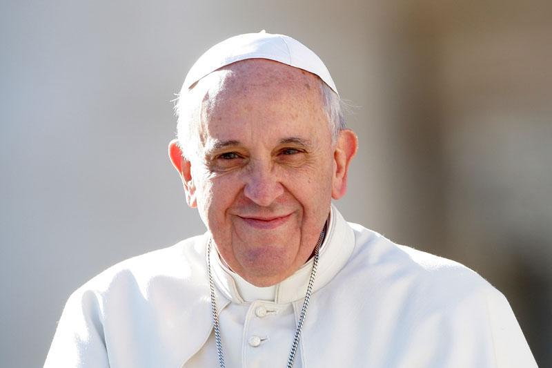 Papež kritičen do molka ob krvavih konfliktih po svetu