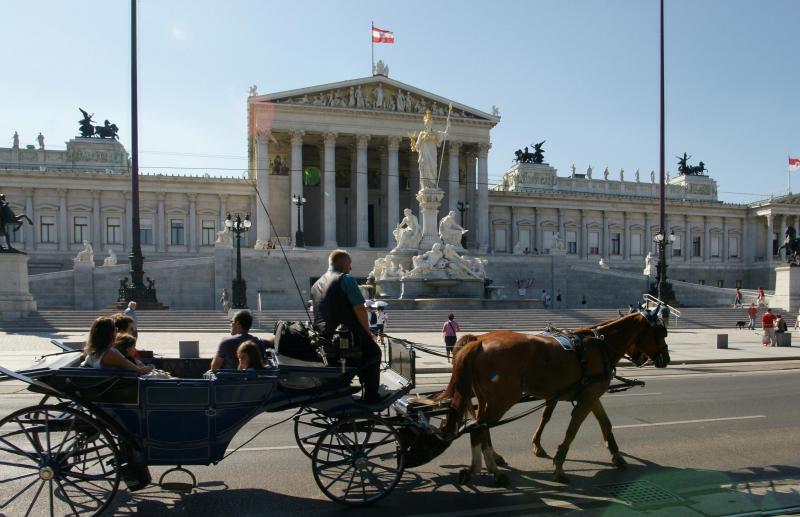 Avstrija razglasila podnebne izredne razmere, boj proti posledicam prva naloga vlade