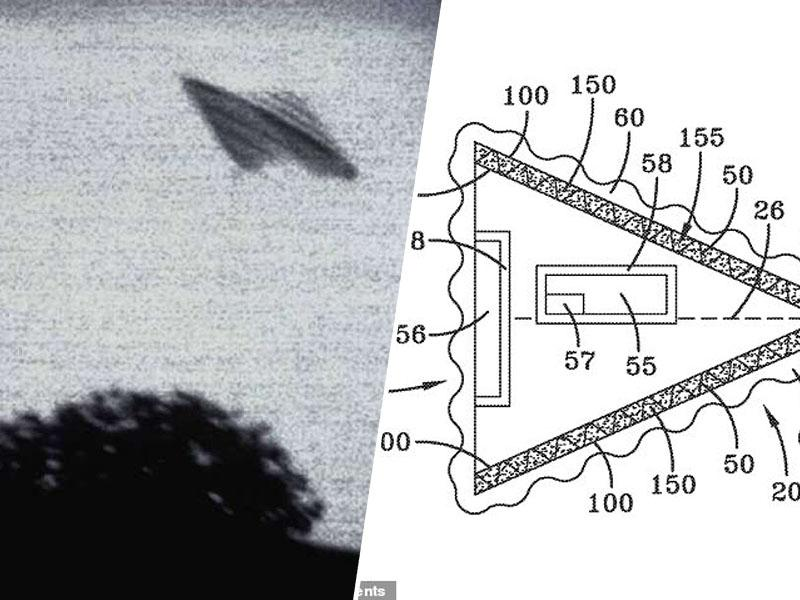 Nezemljani: objavljeni prvi uradno potrjeni posnetki »Neznanih letečih predmetov«