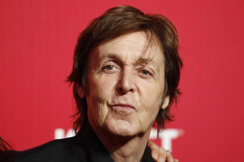 Paul McCartney bo upočasnil svoj tempo