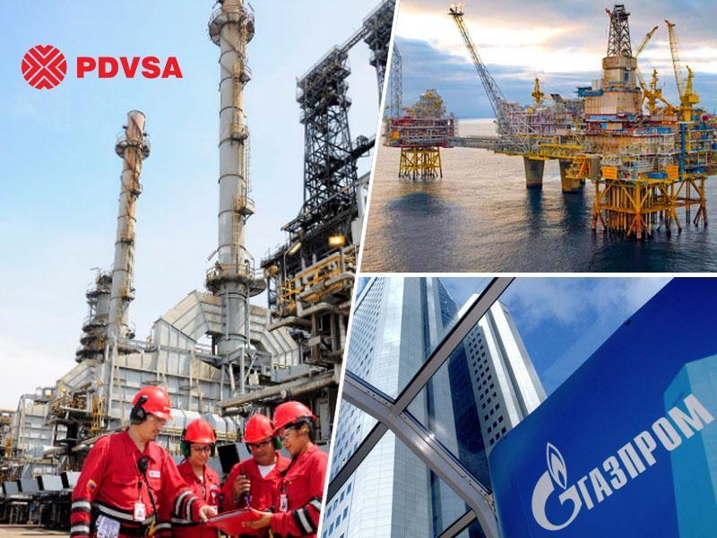 Venezuelska naftna industrija prenesla račune na rusko banko