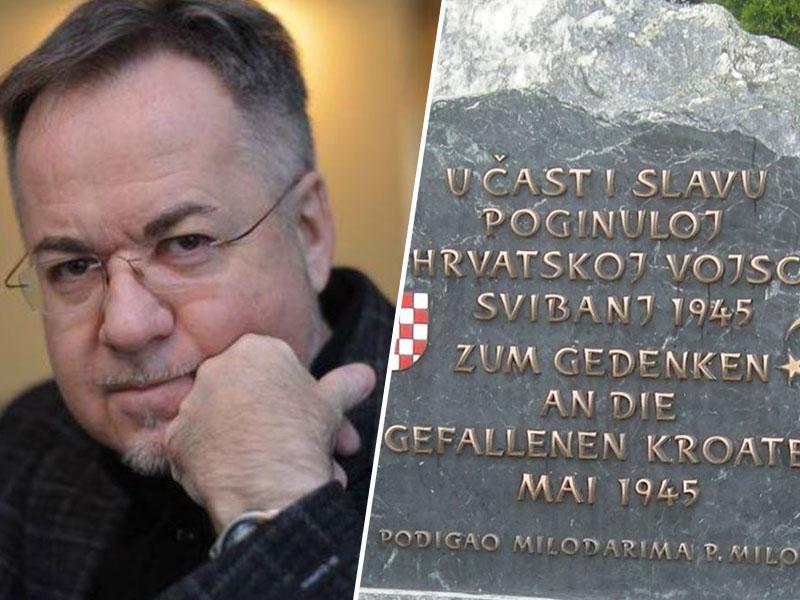 Drago Pilsel: nesprejemljivo in žaljivo je slaviti spomin na ustaško vojsko v Pliberku!