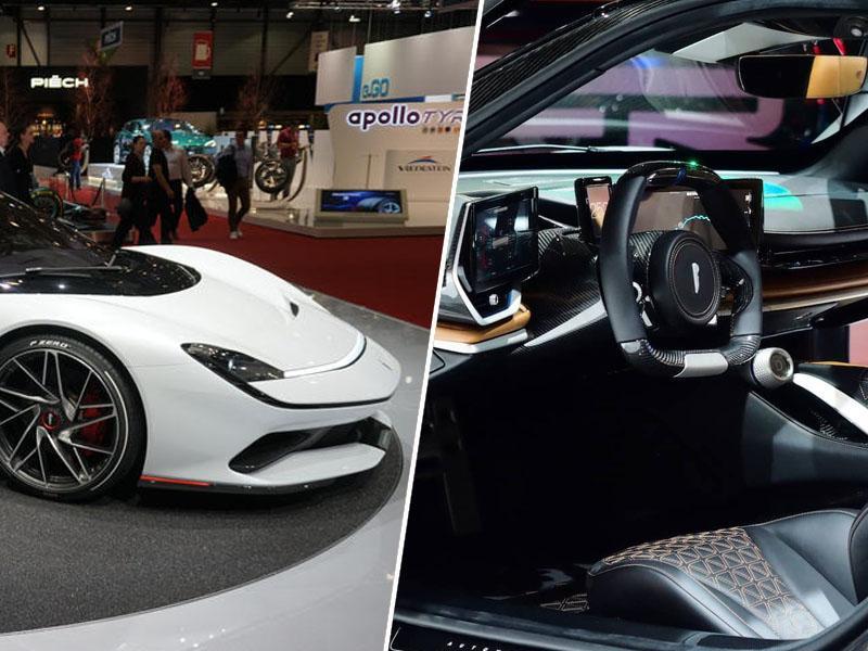 Pininfarin Battista: Najmočnejši italijanski avtomobil