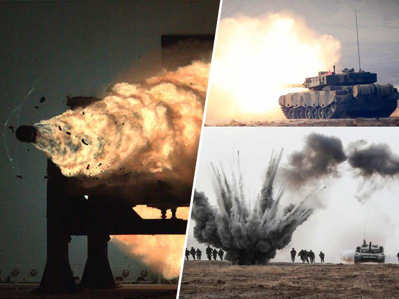 Revolucija: Kitajska ljudska armada preizkuša »magnetizirano plazemsko topništvo«