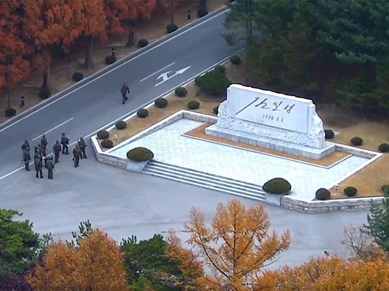Dramatičen pobeg iz komunističnega »raja« Severne Koreje na posnetku