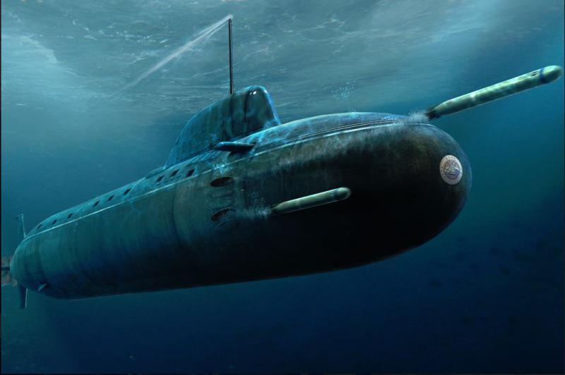 Peta generacija ruskih pošasti: na Zahodu narašča strah zaradi podmornic, ki bodo nosile ubijalske rakete