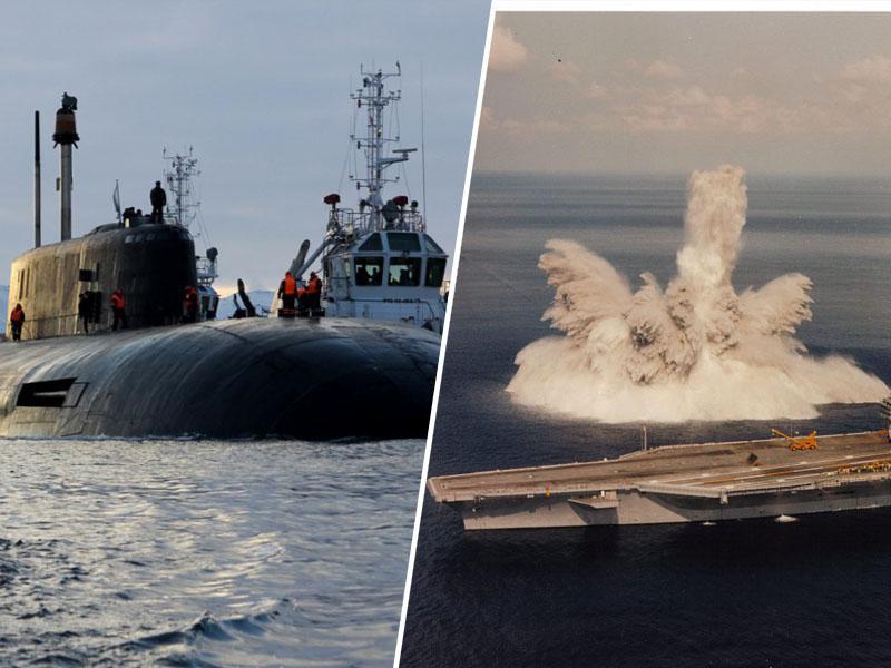 Koronavirus ustavil tudi francosko in ameriške letalonosilke ter rusko jedrsko podmornico