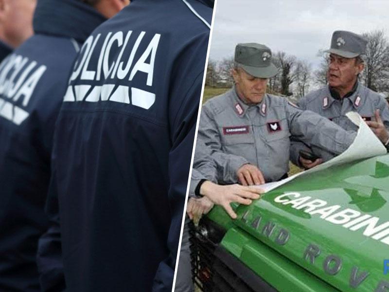 Bodo mešane policijske patrulje na slovensko-italijanski meji preprečile postavitev ovir?