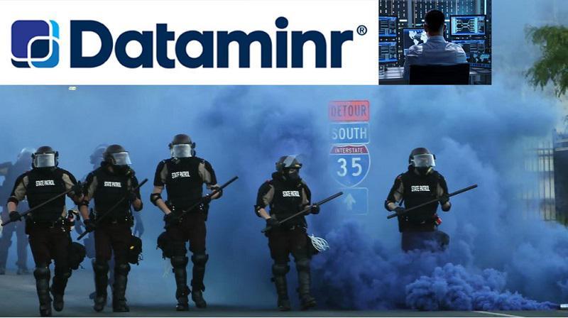 Tudi najbolj varno ni varno: Policija prisluškovala sporočilom na Telegramu in spremljala taktiko protestnikov