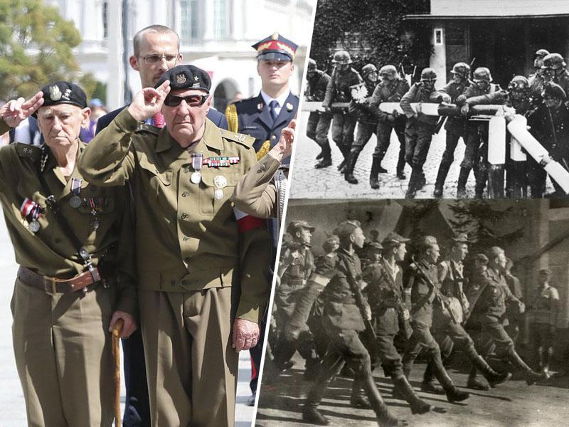 Na Poljskem počastili ustanovitev domobranske enote, ki je v boju proti partizanom in Sovjetom sodelovala z nacisti
