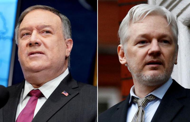 CIA načrtovala likvidacijo ali ugrabitev Assangea in strelski spopad z ruskimi agenti na ulicah Londona