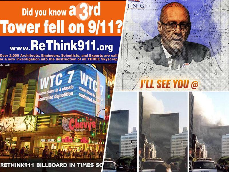 Večina Američanov že dvomi v uradno razlago 9/11: Res, kako je padel - tretji nebotičnik?