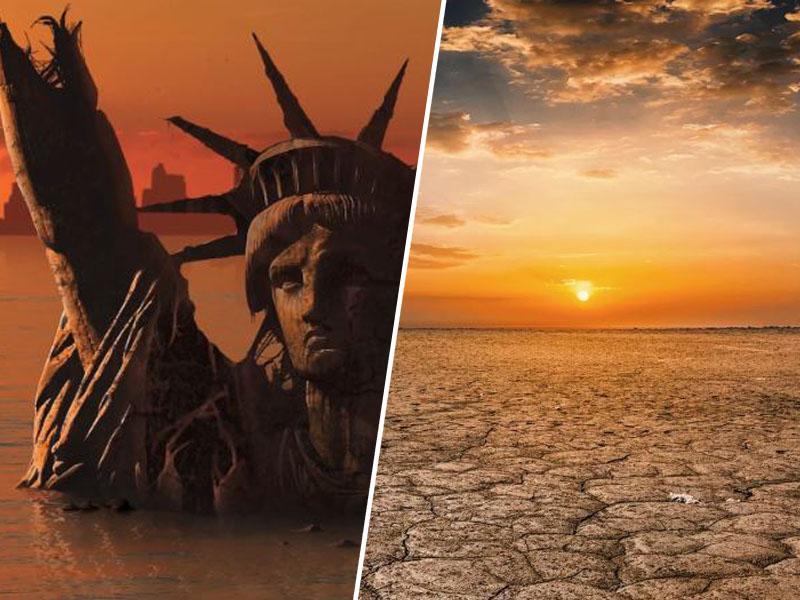 Apokalipsa 2050: človeška civilizacija bi se »na najbolj grozljiv način« lahko »končala leta 2050«