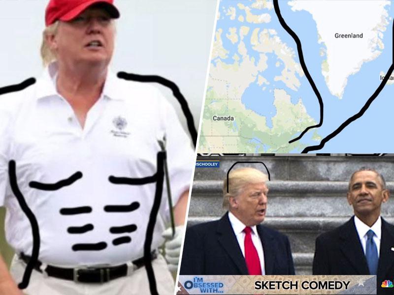 Trump znova tarča posmeha zaradi ročnega »popravljanja« vremenske napovedi s potjo orkana Dorian