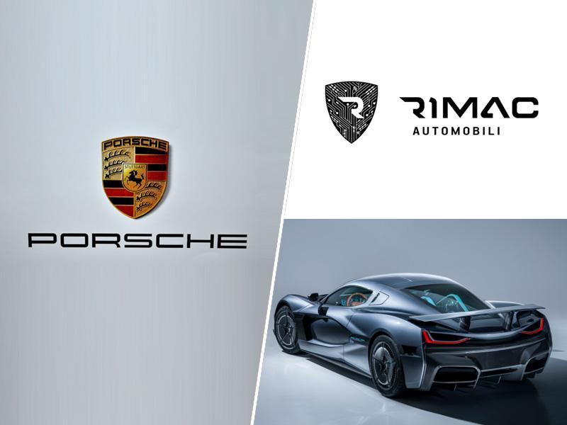 Porsche vstopil v hrvaško družbo Rimac Automobili