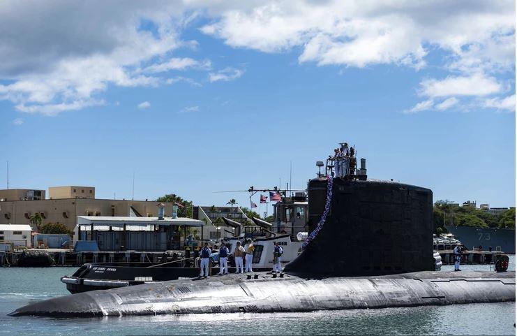 Ameriška jedrska podmornica trčila v skrivnostni objekt. Ali incident pod vodo poriva supersili na rob vojne?