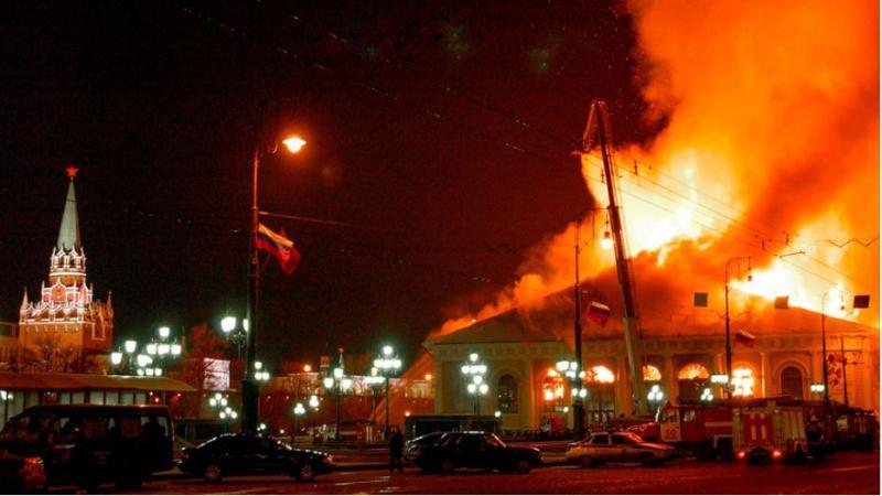 Najbolj uničujoči požari v ruski zgodovini