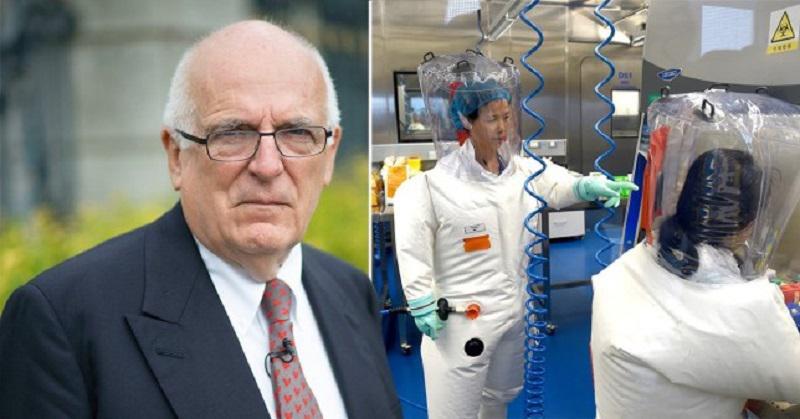Nekdanji vodja MI6 vztraja: Koronavirus je »ušel« iz laboratorija, prihodnji dokazi bodo »osramotili mnoge«