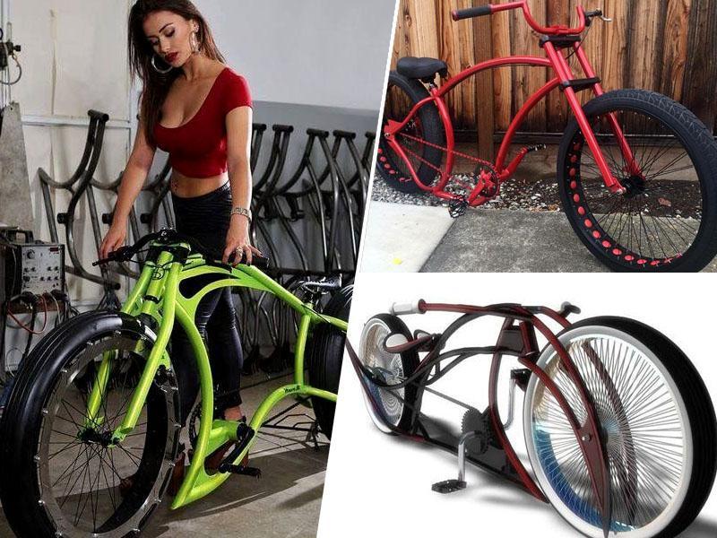 Custom kolesa: trend, užitek… nostalgija