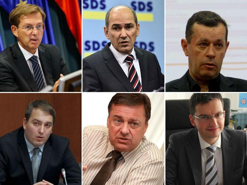 Kdo je najbolj primeren za predsednika vlade?