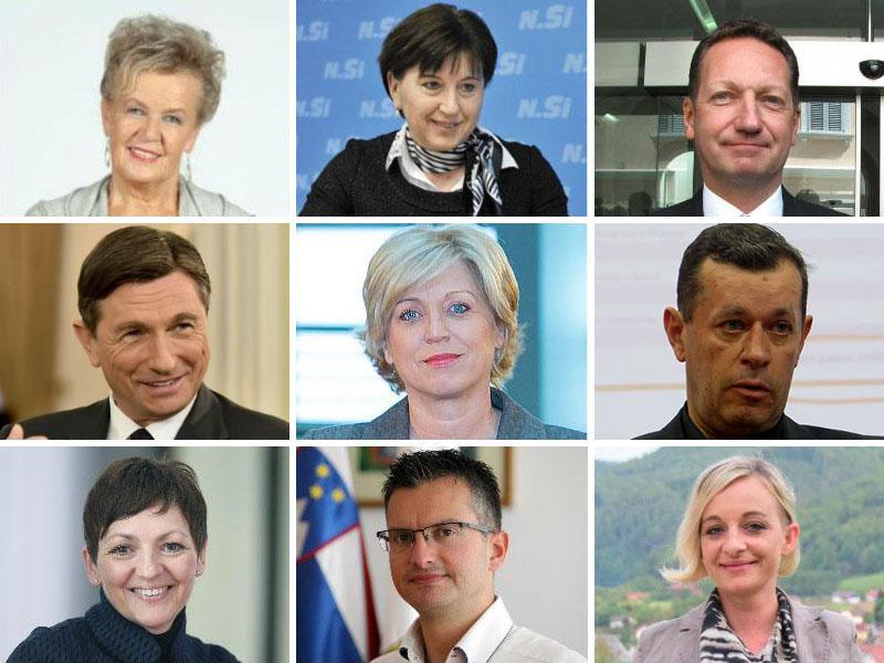 Ali imajo volivci raje starejše ali mlajše kandidate za predsednika države?