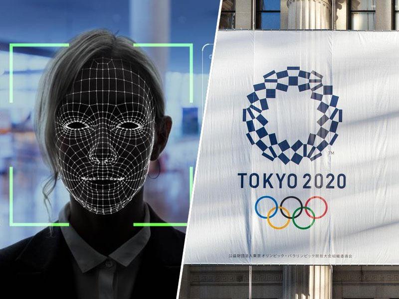 V Tokiu 2020 prvič z računalniško prepoznavo obraza