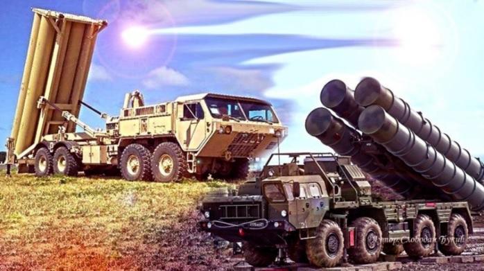 Kateri ima boljše bojne karakteristike ruski S-400 ali ameriški Triumf THAAD