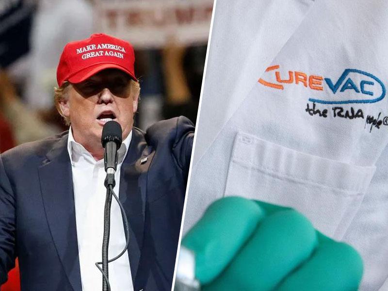 Sebičnost: Trump od nemškega podjetja poskusil za milijardo dolarjev kupiti zdravilo proti koronavirusu »samo za ZDA«
