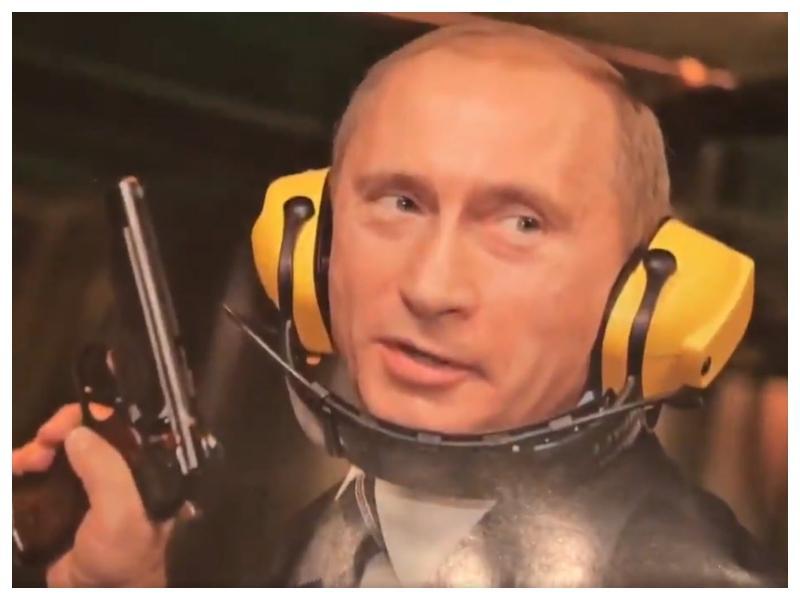 Putin: Strelski pohod na Krimu posledica globalizacije
