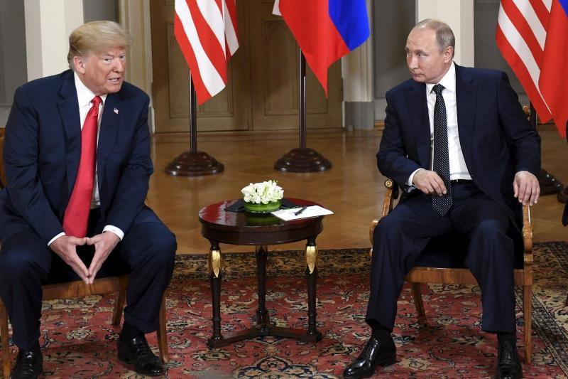 V ameriškem kongresu po vrhu Trump-Putin zahteve po novih sankcijah proti Rusiji